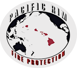 Pacific Rim Fire Protection, header logo