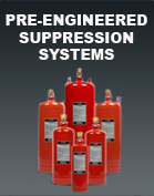 Pre-engineered Suppression Systems